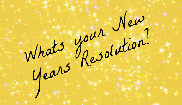 Why I don't make a New Year'sResolution